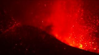 Lava, smoke and ash cover Spain's La Palma