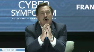 Mike Lindell Cyber Symposium Hack