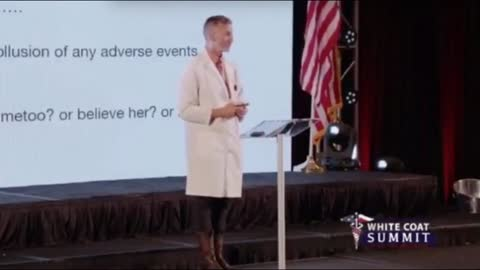 Dr Cole Address At White Coat CV Summit - Australia Rises Up For Freedom