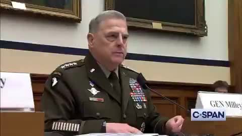 Reminder of Gen. Mark Milley's Recent Priorities   The Washington Pundit