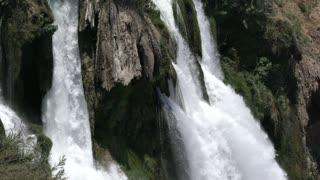 Beautiful wonderful Waterfall