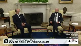 BIDEN REVEALS THAT HE AND FAUCI DISCUSSED
