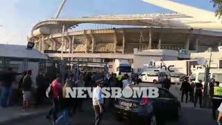 Όλα έτοιμα για το ματς των Δικεφάλων στο ΟΑΚΑ για το Κύπελλο Ελλάδος 2019
