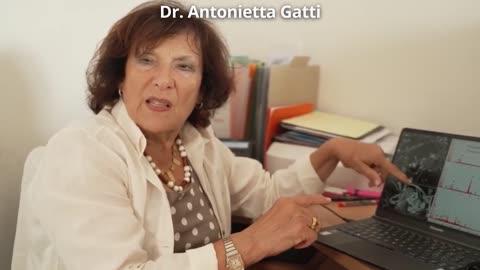 Dr. Antonietta Gatti's Research