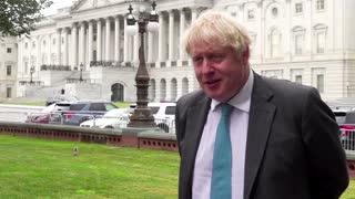 'Get a grip': UK Prime Minister tells France