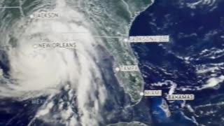 Hurricane IDA. Almost two decades after Katrina.