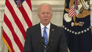 Biden: We're Only Suffering Massive Inflation Because the Economy Is Improving ..!!!