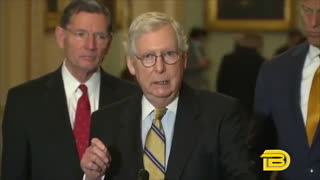 Mitch McConnell Encourages All Americans To Get Vaccinated