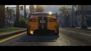 Grand Theft Auto Ocelot Jugular