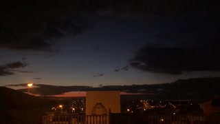 Dark Sky Tonight incredibleM how darkness is affected by moonlight unbelievable