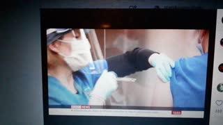 BBC FAKE VACCINATION GENOCIDE AGENDA