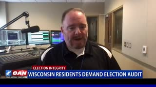 WIS. RESIDENTS DEMAND ELECTION AUDIT