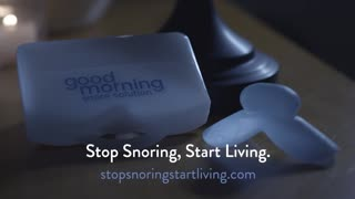 A Stop Snoring Mouthpiece that Actually Works - Fast, Effective Snoring Relief!