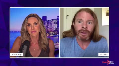 The Right View with Lara Trump and JP Sears