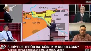 Reposted- Must watch! 👀 TURKEY'S CNN TAKES QUEUE FROM CHINA STATE MEDIA