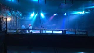 Robot Wars Gloucester 2015: Gabriel Vs Behemoth