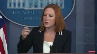 Psaki Gets HEATED When Asked About Biden Supporting Abortion While Being Catholic..!!