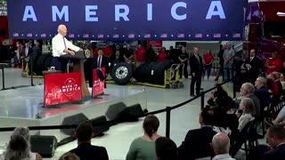'Freudian slip': Biden accidentally calls Obama 'Trump'