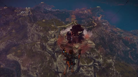 Just Cause 3 Demo Gameplay part 14 Missile Cow boy Mission Ends