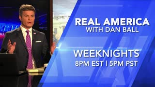 Real America with Dan Ball - Tonight September 22, 2021