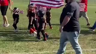 Little Patriots - Football