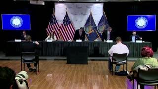 Biden, top lawmakers say Cuomo must resign