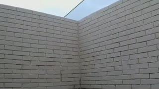 Interesting wall flip