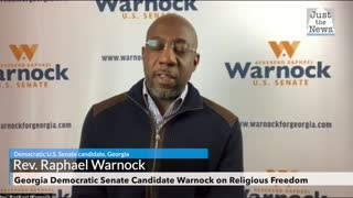 Georgia Democratic Senate Candidate Warnock on Religious Freedom