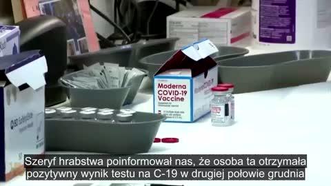 Posmak poszczepiennych efektów ubocznych po szczepieniu na C-19 [napisy PL]