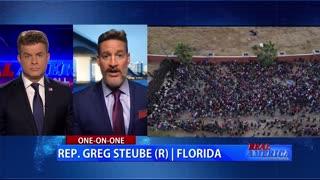 Real America - Dan W/ Greg Steube (April 12, 2021)