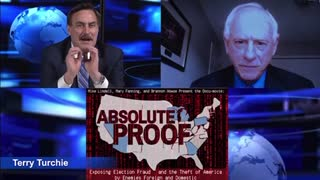 Mike Lindell's 'Absolute Proof' Segment w/ Terry Turchie, Former FBI Counterterrorism