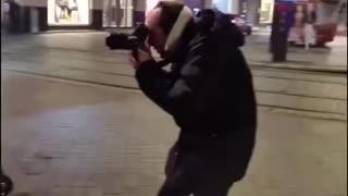 Covid Scam (Amsterdam)
