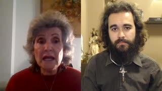 Mª José Mtz. Albarracín y César para Jesucristo