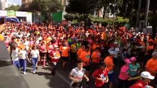 Media Maratón de Bucaramanga 2018