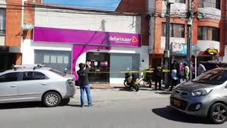 Asaltaron sucursal de la Fundación de la Mujer en Bucaramanga