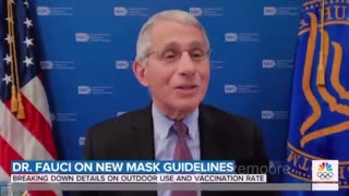 WATCH THIS: Fauci Gives Every Answer on Wearing Masks....!!!