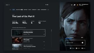 PS5 UI Concept Video From Reddit