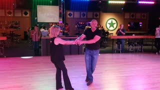 West Coast Swing @ Electric Cowboy with Wes Neese 20210418 193038