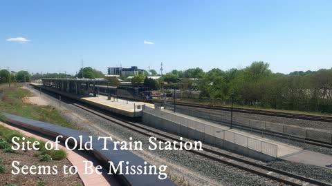 Raleigh North Carolina Union Station