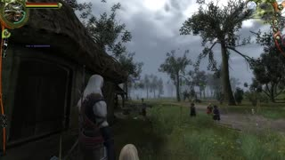 Witcher play through - Part 4: Getting things done