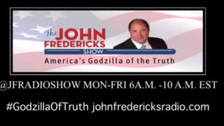 The John Fredericks Radio Show Guest Line-Up for Tuesday May 25th, 2021