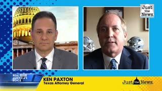 Ken Paxton on Trump not attending Biden inauguration