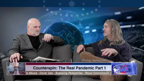 Counterspin Ep. 08 - THE REAL PANDEMIC: Part 1