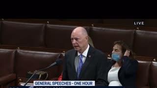 """Congressman Ends Speech With """"LET'S GO BRANDON"""""""