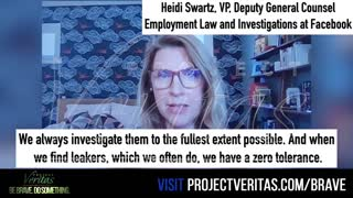 Facebook Prioritizes Punishing Truth Seekers Over Acknowledging Secret Censorship - Project Veritas