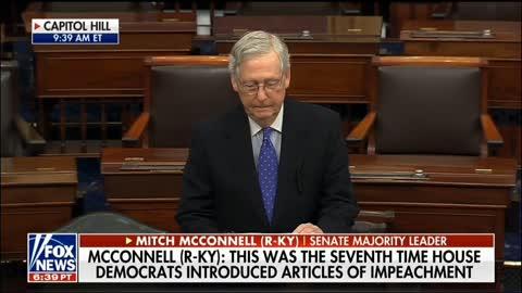 Proof Democrats' Impeachment Was 'Predetermined'