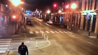 Shocking New Video of Nashville Christmas Bombing