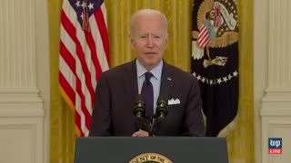 Joe Biden Thinks It's Funny That Jobs Are Disappearing