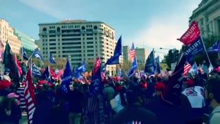 January 6th - Million MAGA March Washington D.C Promo
