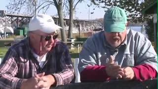 DVO 1105 Northeast River Bass Fishing